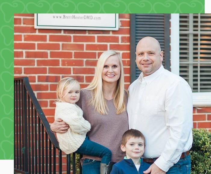 Brett Hester Family